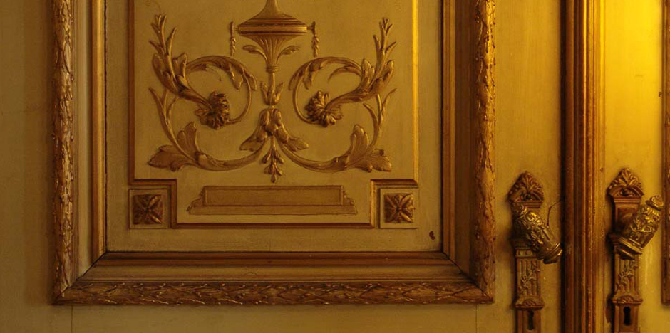 entree hotel rubenshof detail